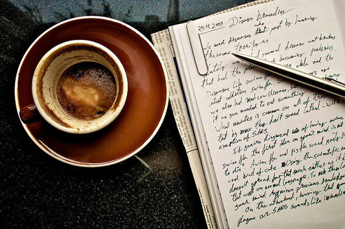 How To Gather Ideas, Turn Them Into A Novel - & Finish It — Eye ...